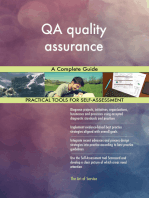 QA quality assurance A Complete Guide
