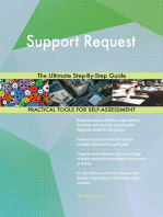Support Request The Ultimate Step-By-Step Guide