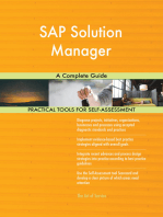 SAP Solution Manager A Complete Guide