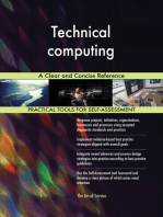 Technical computing A Clear and Concise Reference