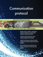 Communication protocol Standard Requirements