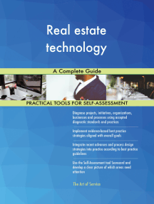 Real estate technology A Complete Guide
