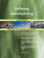 Software manufacturing Second Edition