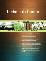 Technical change Second Edition
