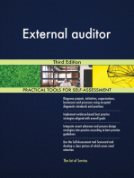 External auditor Third Edition