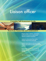 Liaison officer Complete Self-Assessment Guide