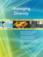 Managing Diversity Complete Self-Assessment Guide