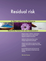Residual risk A Clear and Concise Reference