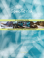 Specific risk A Complete Guide