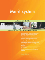 Merit system A Complete Guide