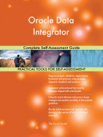 Oracle Data Integrator Complete Self-Assessment Guide