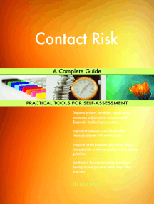 Contact Risk A Complete Guide
