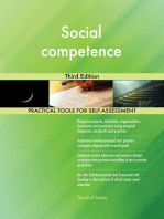Social competence Third Edition