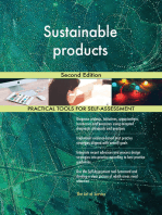 Sustainable products Second Edition