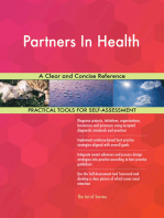 Partners In Health A Clear and Concise Reference