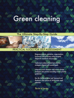 Green cleaning The Ultimate Step-By-Step Guide