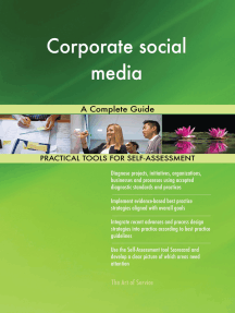 Corporate social media A Complete Guide