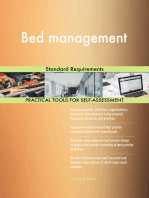 Bed management Standard Requirements
