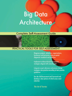 Big Data Architecture Complete Self-Assessment Guide