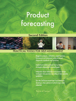Product forecasting Second Edition