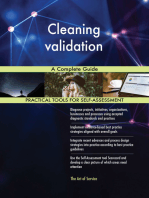 Cleaning validation A Complete Guide