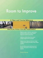 Room to Improve A Clear and Concise Reference