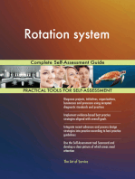 Rotation system Complete Self-Assessment Guide