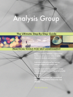 Analysis Group The Ultimate Step-By-Step Guide