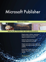 Microsoft Publisher Second Edition