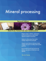 Mineral processing Second Edition
