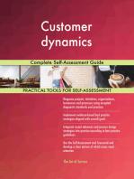 Customer dynamics Complete Self-Assessment Guide