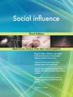 Social influence Third Edition