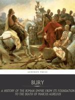 A History of the Roman Empire from Its Foundation to the Death of Marcus Aurelius (27 B.C. 180 A.D.)