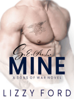 S.E.A.L. Mine (A Sons of War Standalone Novel)