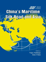 China's Maritime Silk Road and Asia