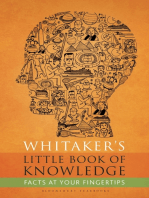Whitaker's Little Book of Knowledge