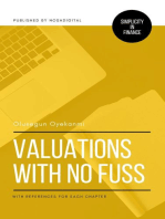 Valuations With No Fuss: With No Fuss, #1