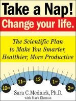 Take a Nap! Change Your Life.