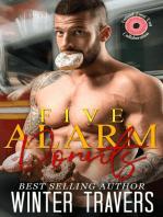 Five Alarm Donuts: Sweet Love, #2