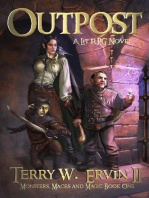 Outpost- A LitRPG Adventure