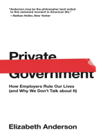 Private Government