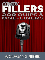 Comedy Fillers