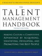 The Talent Management Handbook, Third Edition