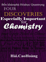 Bốn khám phá Căn bản Đặc biệt quan trọng cho Hóa học