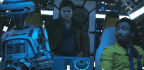 'Solo' Makes The Jump To Light-Speed ... Eventually