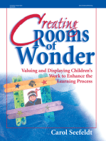 Creating Rooms of Wonder