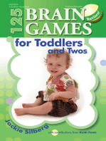 125 Brain Games for Toddlers and Twos, rev. ed.