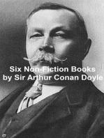 Six Non-Fiction Books