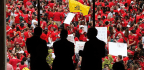 Teachers Take School Funding Fight Straight To North Carolina's Capitol