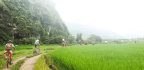 Explore China's Yangshuo By Bike On A Cycling Tour Set To A Silent Disco Soundtrack